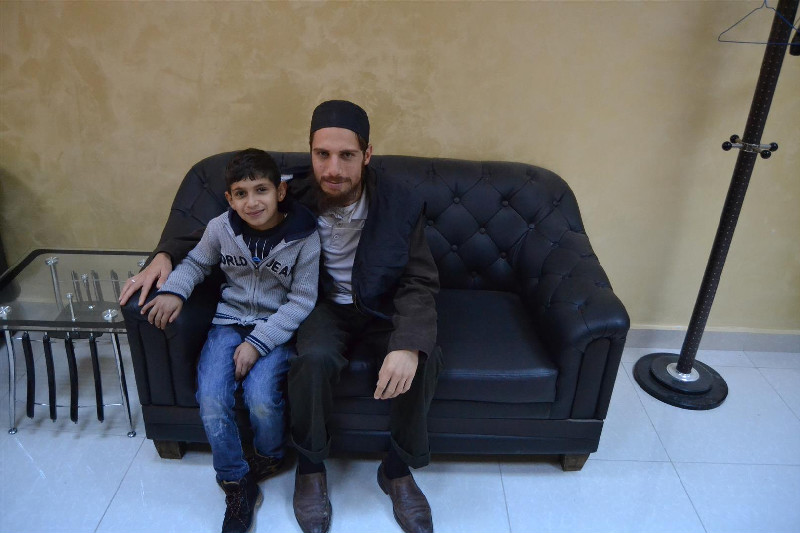 Growing up as an orphan in a foreign country can be an extremely difficult experience and the Al-Imdaad Foundation team seeks to mitigate this by helping the children to meet all their specific needs